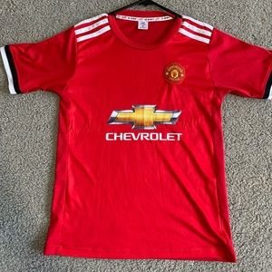 kids Manchester united soccer top from CO sport